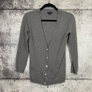 Theory // Wool Blend Cardigan Sweater